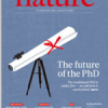 Thumbnail image for Nature on PhD Overproduction