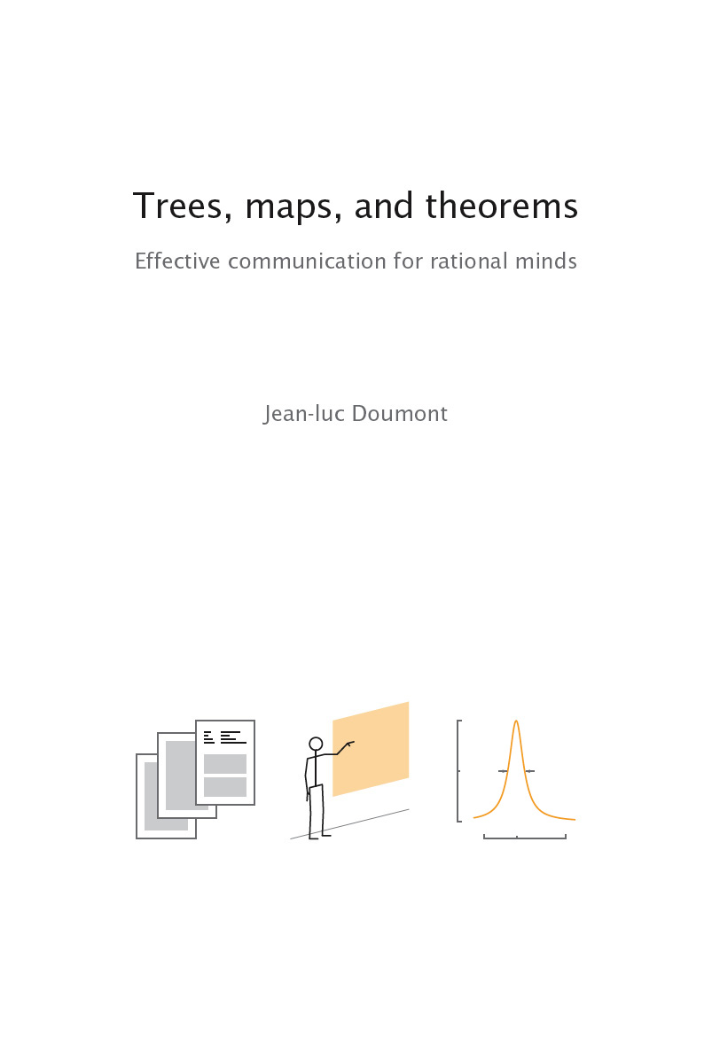 Cover of Trees, Maps, and Theorems