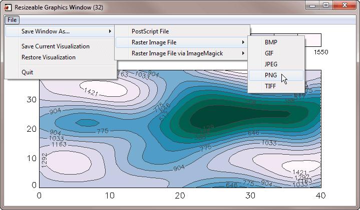 Coyote Graphics Example