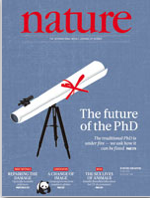 Post image for Nature on PhD Overproduction